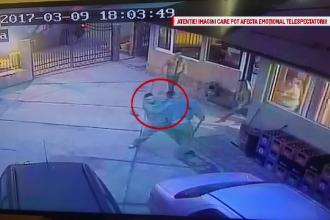 Un bodyguard din Dambovita si-a batut unchiul pentru ca a parasit-o pe matusa sa. Ce spune actuala sotie a victimei
