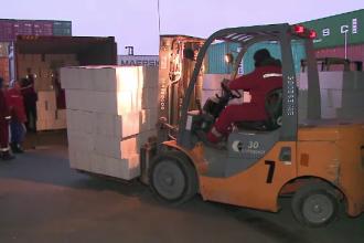 Cea mai mare captura de tigari de contrabanda din ultimii cinci ani, la Constanta. Unde trebuia sa ajunga transportul
