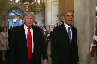 Casa Alba a retractat afirmatiile lui Trump de pe Twitter, potrivit caruia administratia Obama i-a ascultat telefoanele
