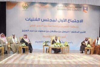 Arabia Saudita a infiintat primul consiliu al femeilor, format din 13 barbati. Fotografia dominata de barbati s-a viralizat