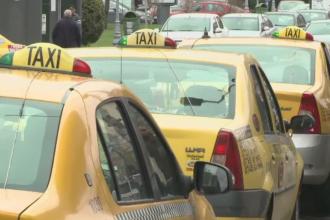 Sanctiuni pregatite pentru taximetristii din Capitala care refuza clientii si sunt nepoliticosi. Reportaj cu CAMERA ASCUNSA