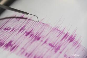 Patru cutremure, dintre care doua cu magnitudinea 3, inregistrate in Romania, in 12 ore