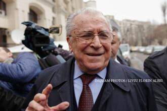 Ion Iliescu, internat la Spitalul Elias. Ce probleme de sănătate are fostul preşedinte