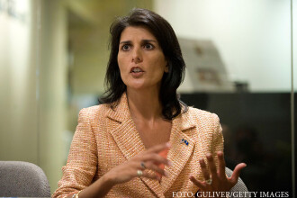 Ambasadoarea SUA la ONU: Femeile care îl acuză pe Trump de gesturi deplasate trebuie ascultate