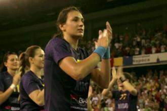 Cristina Neagu, desemnata de IHF cea mai buna handbalista din lume pentru a treia oara. Ce spune despre comparatia cu Messi