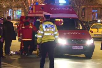 Femeie de 60 de ani, lovita mortal in Bucuresti dupa ce a traversat prin loc nepermis. Declaratiile martorilor se contrazic