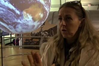 iLikeIT a ajuns la Centrul de Cercetare al NASA. Interviu cu Ioana, o romanca specializata in microgravitatie