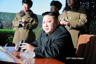 Coreea de Nord a acuzat CIA ca a pus la cale un plan sa-l asasineze pe Kim Jong-Un. SUA anunta noi sanctiuni pentru Phenian