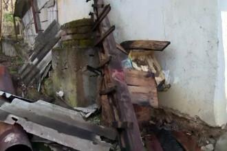 O femeie din Bihor a dat foc casei, apoi s-a sinucis. Cum a reactionat sotul ei