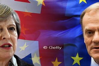 UE vrea sa dicteze conditiile negocierilor de Brexit.