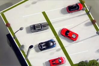 iLikeIT. Aplicatia creata de romani care iti gaseste loc de parcare. Tara unde este deja folosita