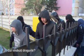 30 de persoane din Arges si Bucuresti, audiate pentru trafic de droguri. Profitul urias obtinut de un sirian si mama sa