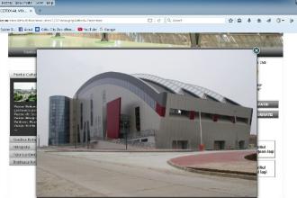 Al doilea centru expozitional ca marime din Romania, lasat de 7 ani sa se degradeze. A costat 9 milioane de euro