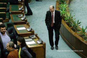 Conflict intre Basescu si Dragnea, pe tema presupusei ferme de porci.