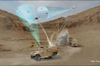 Armata SUA lucreaza la un proiect secret. Cum vrea Pentagonul sa opreasca ISIS sa lanseze ''drone sinucigase
