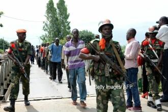 40 de politisti au fost decapitati in Republica Democrata Congo, in urma unei ambuscade a militantilor Kamuina Nsapu