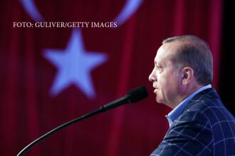 Referendum in Turcia. Rezultate incredibile in sondaje pentru presedintele Recep Erdogan, care vrea sa-si sporeasca puterile