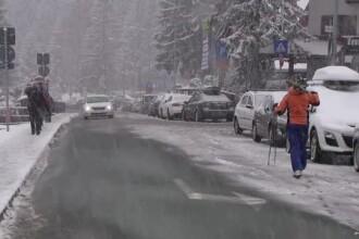 De la temperaturi de vara la peisaj de iarna, in doar 3 zile. Persoanele afectate cel mai mult de schimbarea brusca a vremii