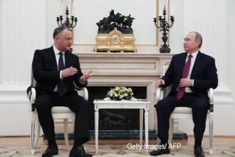 Presedintele Igor Dodon vrea ca limba rusa sa devina obligatorie in Republica Moldova. Ce a declarat despre Rusia