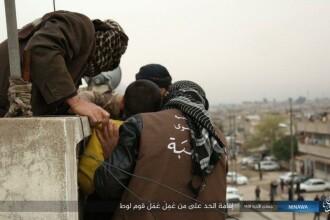 Jihadisti ISIS s-au dat drept politisti si au executat civili la Mosul.