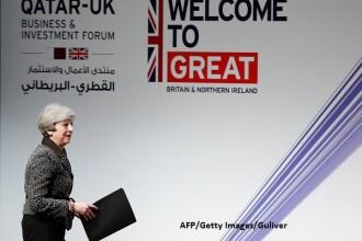 Goana dupa banii arabilor. Marea Britanie se reorienteaza rapid dupa Brexit si curteaza cel mai bogat stat din lume