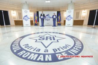 Presedintele Klaus Iohannis, la bilantul SRI. Hellvig a cerut o noua lege a serviciilor