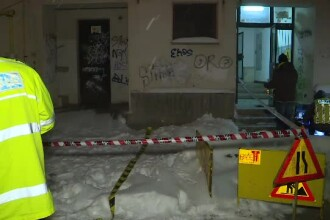 Tânără găsită moartă în Capitală după ce a căzut de la etajul 6. Cine e principalul suspect