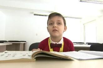 Un copil de 6 ani din Bulgaria ar putea fi cel mai mare geniu al matematicii.