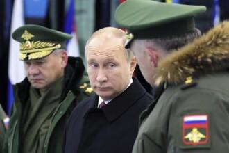 Putin: Rusia nu ar ezita să folosească arsenalul nuclear dacă va fi atacată