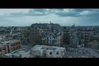 Povestea unui salvator sirian, nominalizată la Oscar.