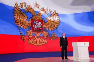 """Putin, discurs în Crimeea: """"Ați restabilit dreptatea istorică"""""""