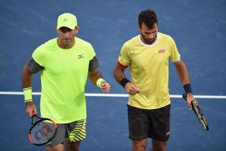 Tecău şi Rojer au câştigat titlul la dublu la Dubai