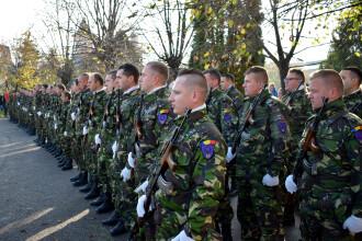 """Mesajul MApN de 1 Aprilie. """"Armata devine de astăzi obligatorie"""""""