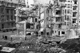 """42 de ani de la marele cutremur. Mărturia unui medic, aflat de gardă: """"Zgomotul era infernal"""""""