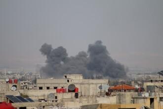 Casa Albă acuză Rusia și Siria că ucid
