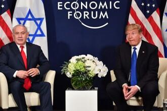 Convorbire între Trump și Netanyahu. Ce au stabilit cei doi oficiali