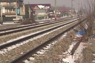 Șinele de tren s-au fisurat din cauza gerului. CFR: Trenurile înregistrează întârzieri