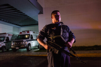 Un baron al drogurilor și soția sa, împușcați la un spital din stațiunea mexicană Cancun