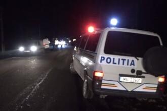 Un biciclist care mergea pe mijlocul drumului, lovit mortal de o mașină
