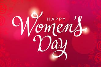 Mesaje de 8 Martie. Cele mai frumoase urări pentru femeile importante din viața voastră