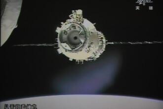 Avertisment: Stația spațială chinezească Tiangong-1, de 8,5 tone, se prăbușește pe Pământ