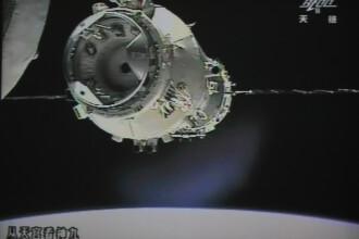 În următoarele săptămâni, pe Pământ se vor prăbuși bucăți dintr-o fostă stație spațială