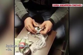 17 minori din Constanța, prinși în timp se drogau și jucau la păcănele
