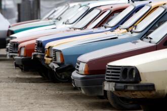 Proiect pentru interzicerea înmatriculării maşinilor sub Euro 4 în România