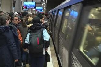 De ce este tot mai aglomerat metroul din Bucureşti. Situaţia se va agrava