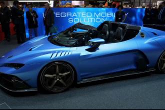 Mașini în ediție limitată, de 2 milioane de euro, la Salonul Auto de la Geneva