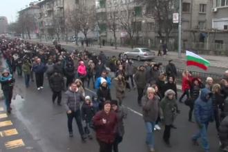 Două zile de proteste în Bulgaria pentru susținerea medicului care a împușcat un hoț rom