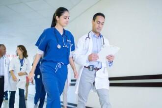 """Protest al medicilor din Canada față de mărirea propriilor salarii: """"Suntem șocați"""""""