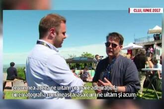 """Sebastian Lelio, câștigător al premiului Oscar: """"Ne uităm cu mare admiraţie la cinematografia românească"""""""