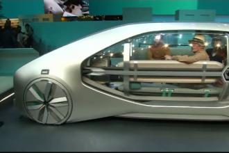 Autoturismele electrice şi autonome, prezentate ca mașini ale viitorului la Salonul de la Geneva